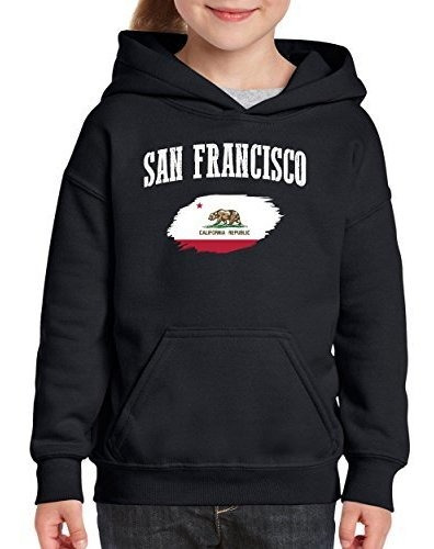 Nib San Francisco California Bandera Del Viajero Regalo Dato