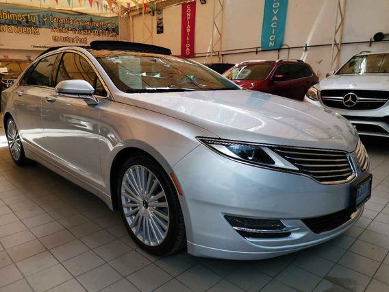 Lincoln Mkz 2015 4p Reserve V6/3.7 Aut Paq/tecno