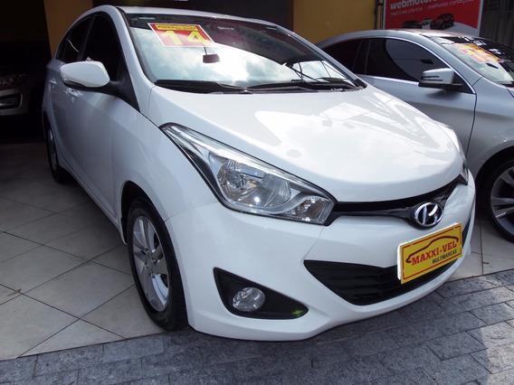 Hyundai Hb20s 1.6 Premium 16v Flex 4p Automático 2014