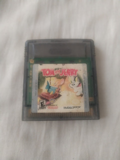 Tom And Jerry Gbc Nintendo Game Boy Color