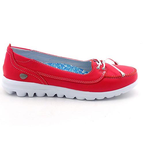 Chatita Mujer Cuero Cavatini Mocasin Zapato - Mccha2938