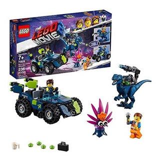 Lego The Movie 2 Rexâs Rex-treme Offroader! 70826 Building