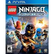Lego Ninjago: Shadow Of Ronin Psvita Pronta Entrega! Lacrado