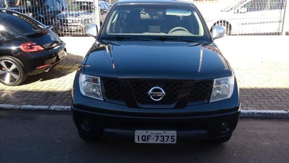 Nissan Frontier 2.5 Xe Cd 4x2 Diesel - Top