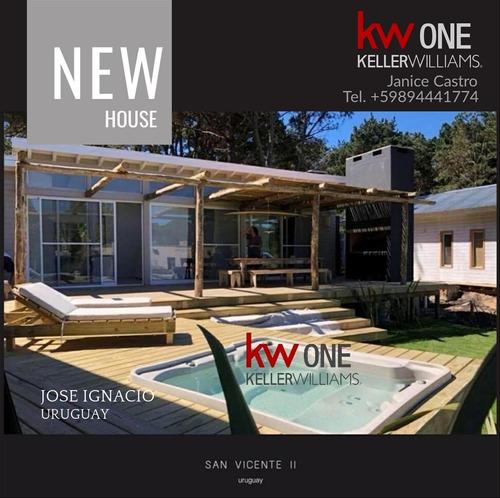 Venta Hermosa Casa Estilo Beach House A Estrenar !