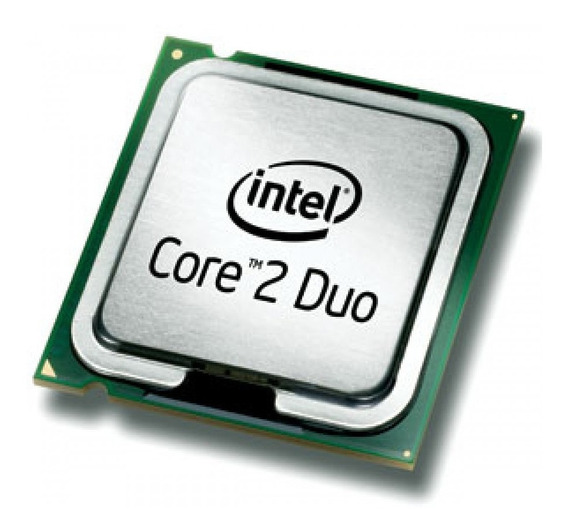 Processador Intel Core2duo T4400 Notebook