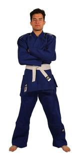 Fire Sports Judo Judogui Oficial Azul Competencia F.m.j
