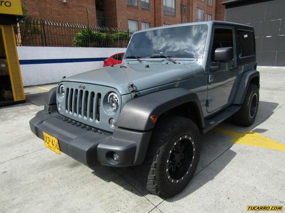 Jeep Wrangler Sport Tp 3600cc