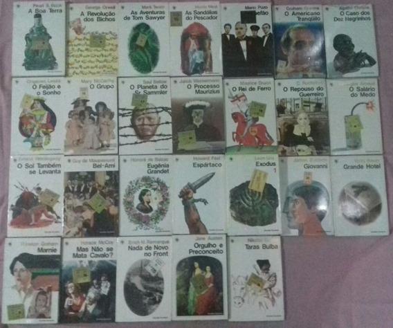Coleção Grandes Sucessos Abril Cultural - 43 Livros