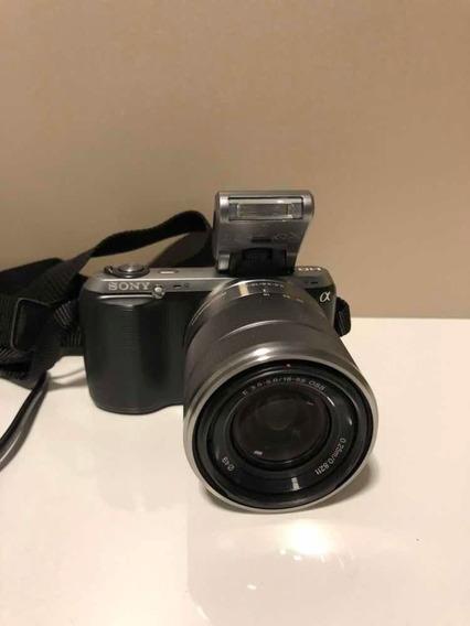Camera Fotográfica Sony Nex C3 Semi-profissional, Impecável