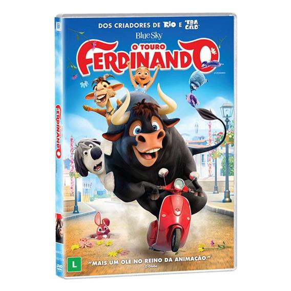 Touro Ferdinando Em Hd - Midia Digital