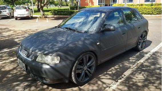 Audi A3 1.6 Nacional (mesma Mecânica Do Golf E Polo)