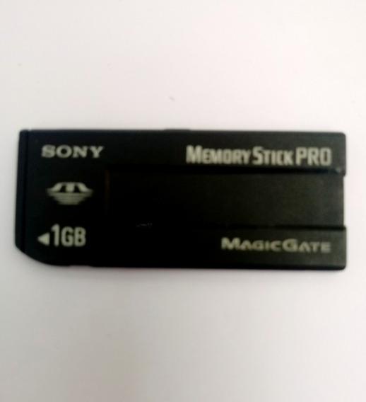 Memory Stick Pro De 1gb Dsc S60
