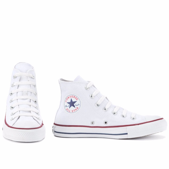 Tênis All Star Converse Ct As Core Hi - Cano Alto Médio