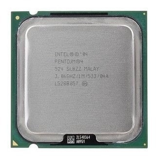 Processador Intel Pentium 4 3.06 Ghz (frete R$ 12,00)
