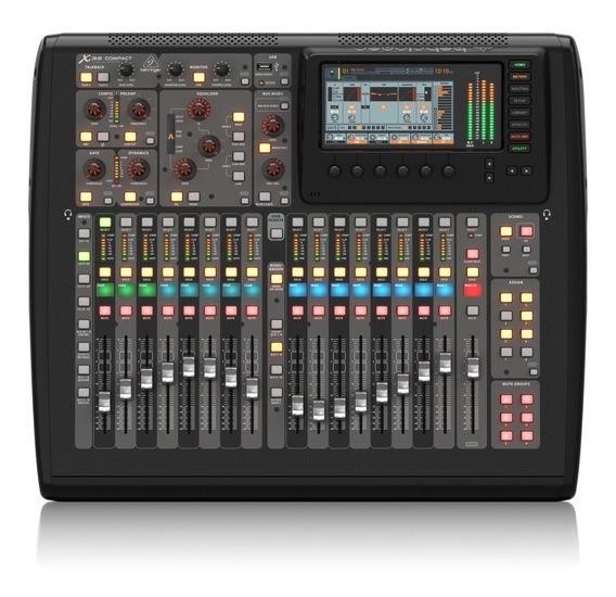 Mesa De Som Digital Behringer X32 Compact Oferta !!!