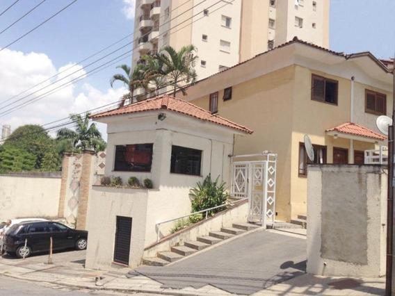 Sobrado Para Venda E Locação, Mandaqui, São Paulo. - So0011 - 33599365