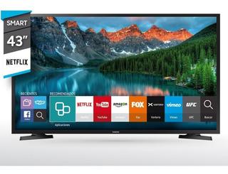 Smart Tv Samsung 43 J5290 Led Fhd