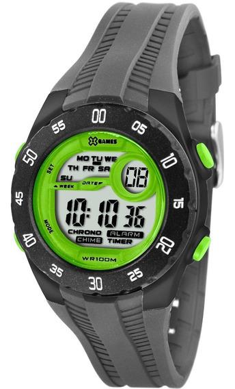 Relógio X-games Unissex Digital Xkppd027 Bxgx Oferta