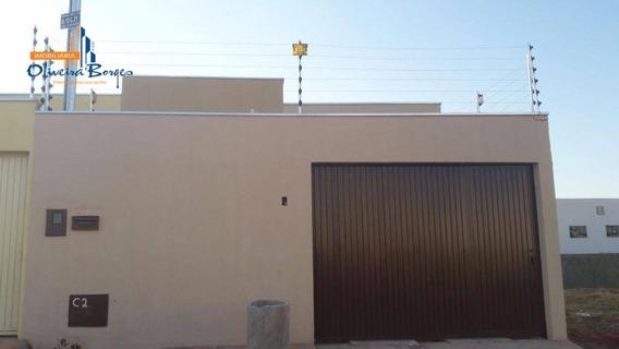 Casa Com 3 Dormitórios À Venda, 98 M² Por R$ 165.000,00 - Residencial Cerejeiras - Anápolis/go - Ca0780