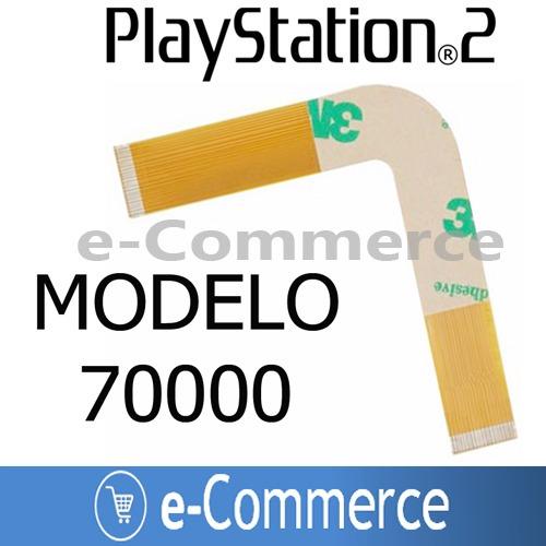 Flex Membrana Playstation 2 Original 3m Laser Lente Ps2 Play
