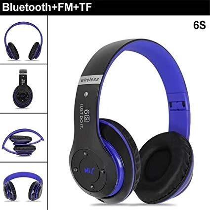 Fones De Ouvido Sem Fio Bluetooth 4.0 Estéreo Dobrável