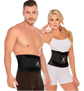 Fajas Reductora Tecnomed 100% Original Cinturilla Fitnes Gym