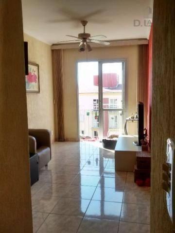 Imagem 1 de 7 de Apartamento Residencial À Venda, Jardim Das Oliveiras, Campinas. - Ap15576