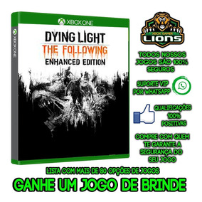 Dying Light: The Following Ed. Aprimorada Xbox One Off+ Bri