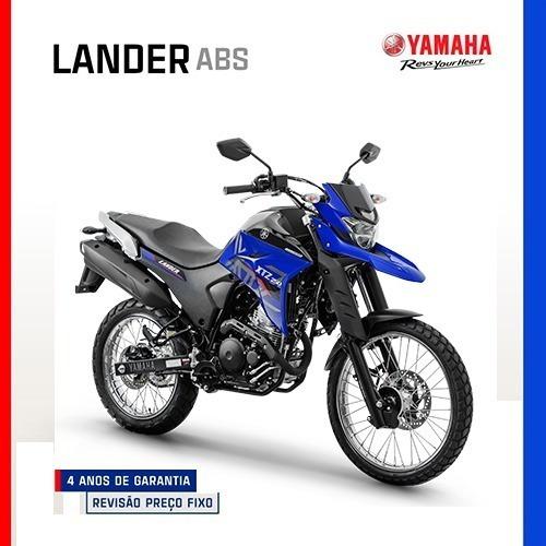 Xtz Lander 250 Abs 0km