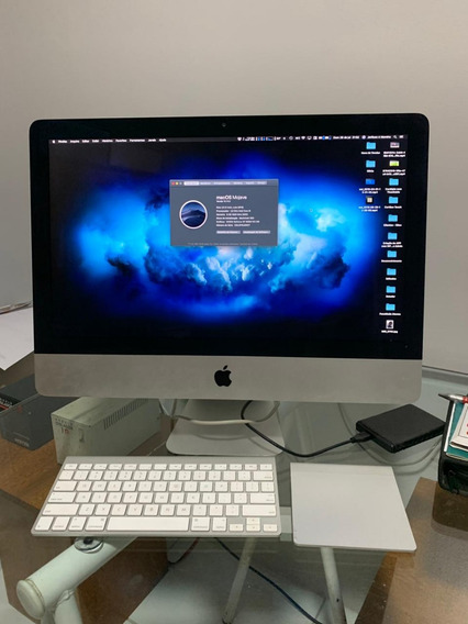 iMac 21.5 Core I5 2.9ghz 8gb Ssd 520gb