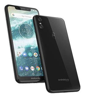 Motorola One Branco Dual Sim 32gb 13mp 4g Dual Sim Tela 5.9
