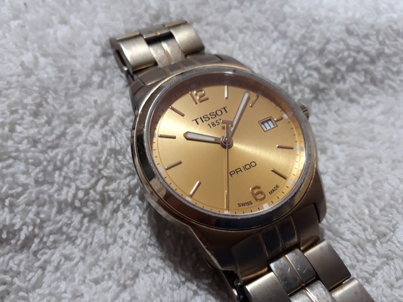 Relógio Masculino Tissot Pr 100 !