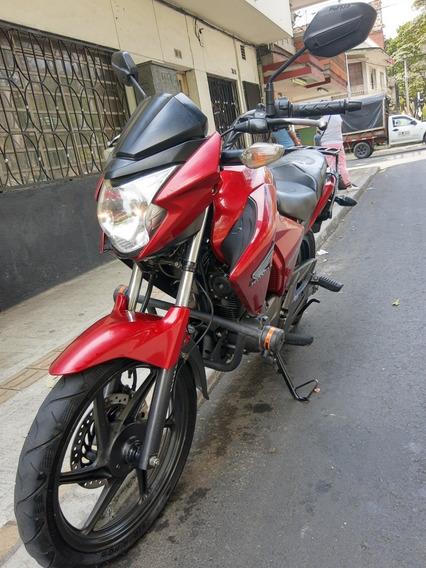 Moto Honda Invicta 150 Mod 2014