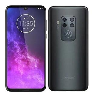 Motorola Moto One Zoom 6,4 4g 128gb 48mp 16mp 8mp 5mp