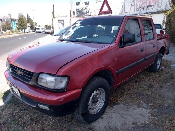 Chevrolet Luv 2.3l Doble Cabina