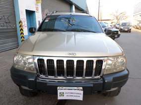 Jeep Grand Cherokee 3.1 Limited `03