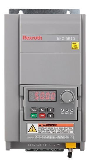 Variador Frecuencia Rexroth Efc5610 10hp 3x380v C/filtro