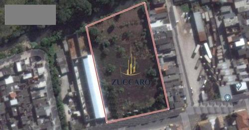 Área À Venda, 6000 M² Por R$ 3.900.000 - Jardim Presidente Dutra - Guarulhos/sp - Ar0174