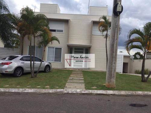Sobrado Com 6 Dormitórios À Venda, 555 M² Por R$ 2.200.000,00 - Vista Alegre - Vinhedo/sp - So0406