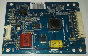Placa Inverter Da Tv Panasonic Tc-l32b6b Semi-nova