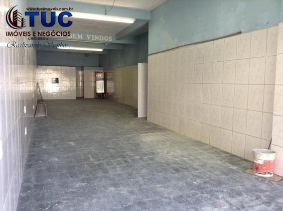 Salão Comercial 105m²,02 Wc,alvarenga - S.b.c - 4095