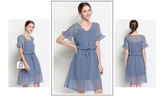Vestido Importado China Chuling