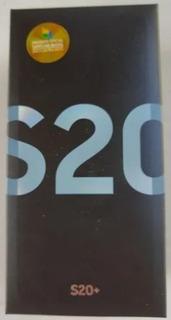 Samsung Galaxy S20 Plus,8/128 Gb,cx Lacrada,n.f.avista 3.900