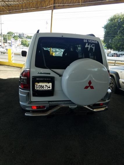 Mitsubishi Montero Americana