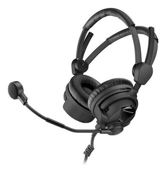 Sennheiser Hmd 26-ii-600 - Fone Transmissão Broadcast Voz