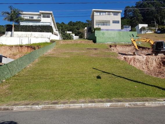 Terreno Em Alphaville, Santana De Parnaíba/sp De 0m² À Venda Por R$ 400.000,00 - Te311328