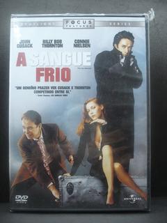 Dvd A Sangue Frio - John Cusak - Original Novo Lacrado