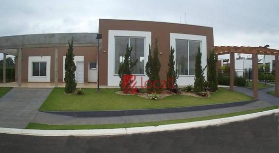 Terreno Residencial À Venda, Condomínio Bella Vitta, Bady Bassitt. - Te0006
