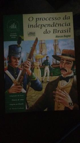 Livro Processo Da Independência Do Brasil-livro Do Professor